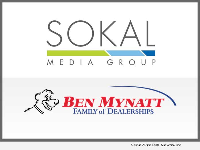 Sokal Media Group Signs Ben Mynatt Family of Dealerships ...