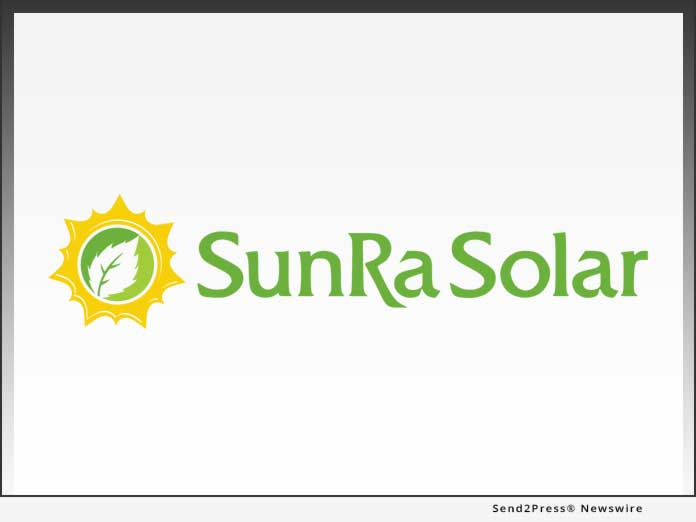 SUNRA SOLAR - Massachusetts