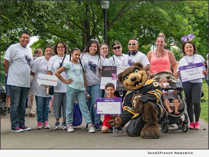 Boston - Walk with Us to Cure Lupus