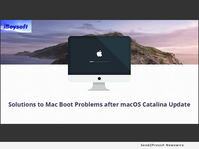 iBoysoft Outlines 4 Ways to Recover Lost Data After macOS Catalina Updates - Massachusetts Newswire