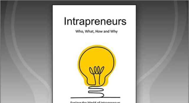 Intrapreneurs, by Susan Foley