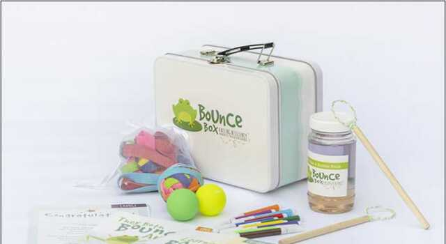 Bounce Box Launches a New System to Combat Stress in Young Kids