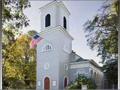 Christ Church renovation