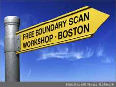 JTAG boundary scan training
