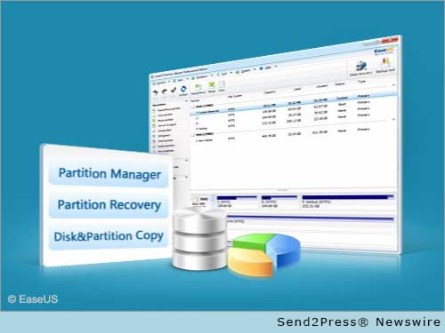 EaseUS Provides Free Partition Management Software to Extend