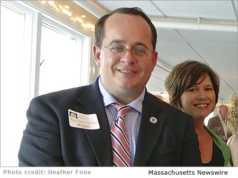 Rep. Brian Mannal and his wife, Sara