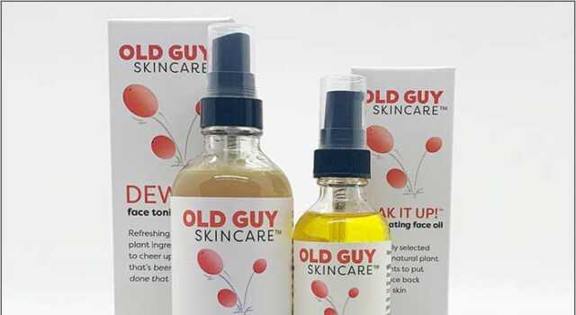 Old Guy Skincare