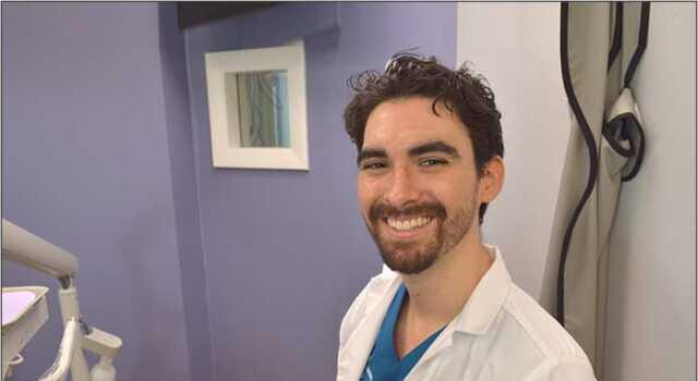 Dr. Robert Stearns, Dentist