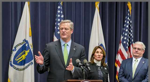 Governor Baker Releases Fiscal Year 2019 Budget