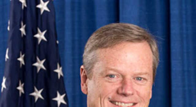 Gov. Charlie Baker