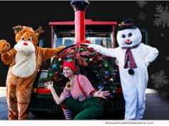 Southwick's Zoo Winter Wonderland