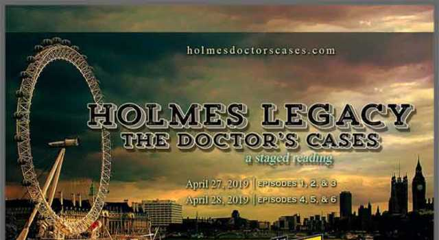 Holmes Legacy - The Doctor's Cases