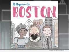 It Happened in Boston - by Mike Pickett