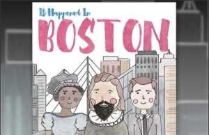 It Happened in Boston - by Mike Pickett