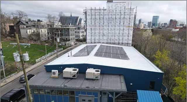 "Sunbug Solar - Community Recycling Powered by the Sun"""