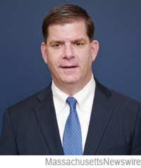 Boston Mayor Martin J. Walsh