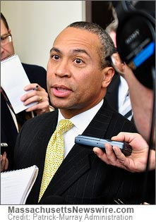 Mass. Governor Patrick 2012